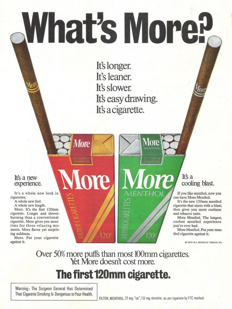 Сигареты more 120 купить в спб сигареты собрание купить в тольятти