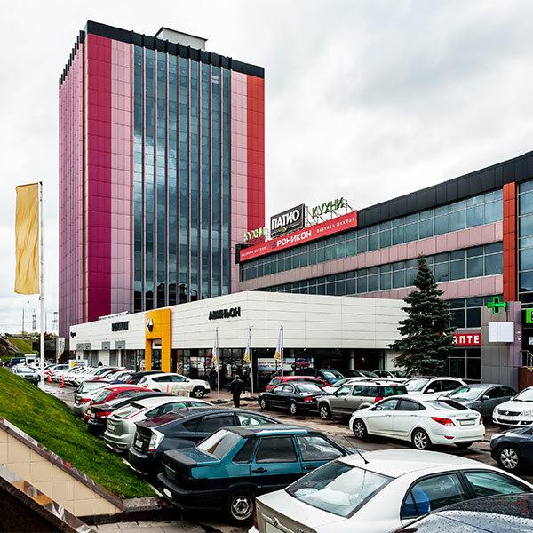 бизнес центр east gate москва