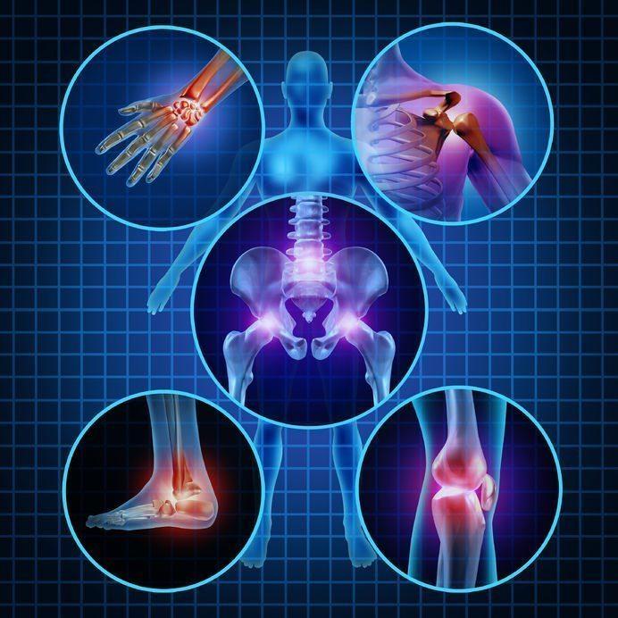 суставы, которые поражаются при ревматоидном артрите