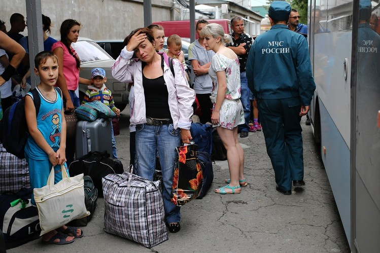 Refugees in the Russian Federation