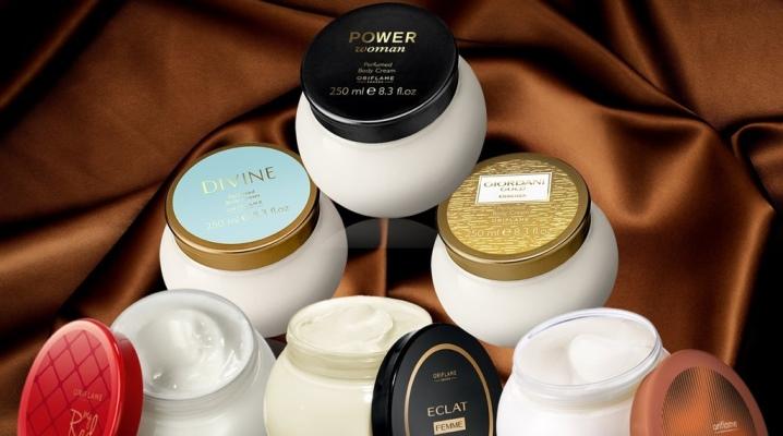 Парфюмированные крема
