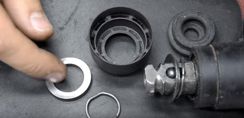 фиксирующее кольцо