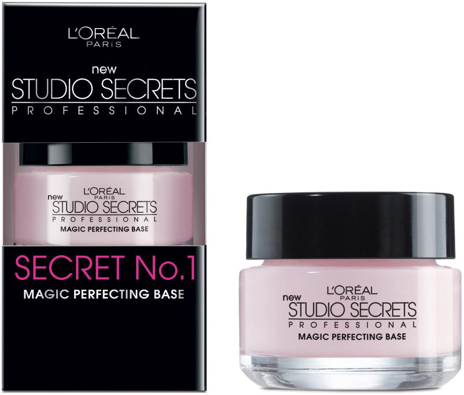 L'Oreal Studio Secrets Secret No. 1 Magic Perfecting Base