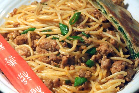 Китайская паста