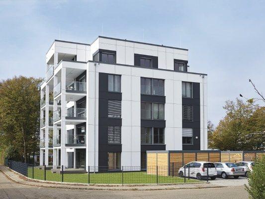modern quarter building