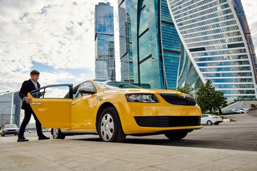 connection to Yandex taxi yekaterinburg percentage