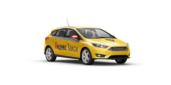 connection to Yandex taxi yekaterinburg