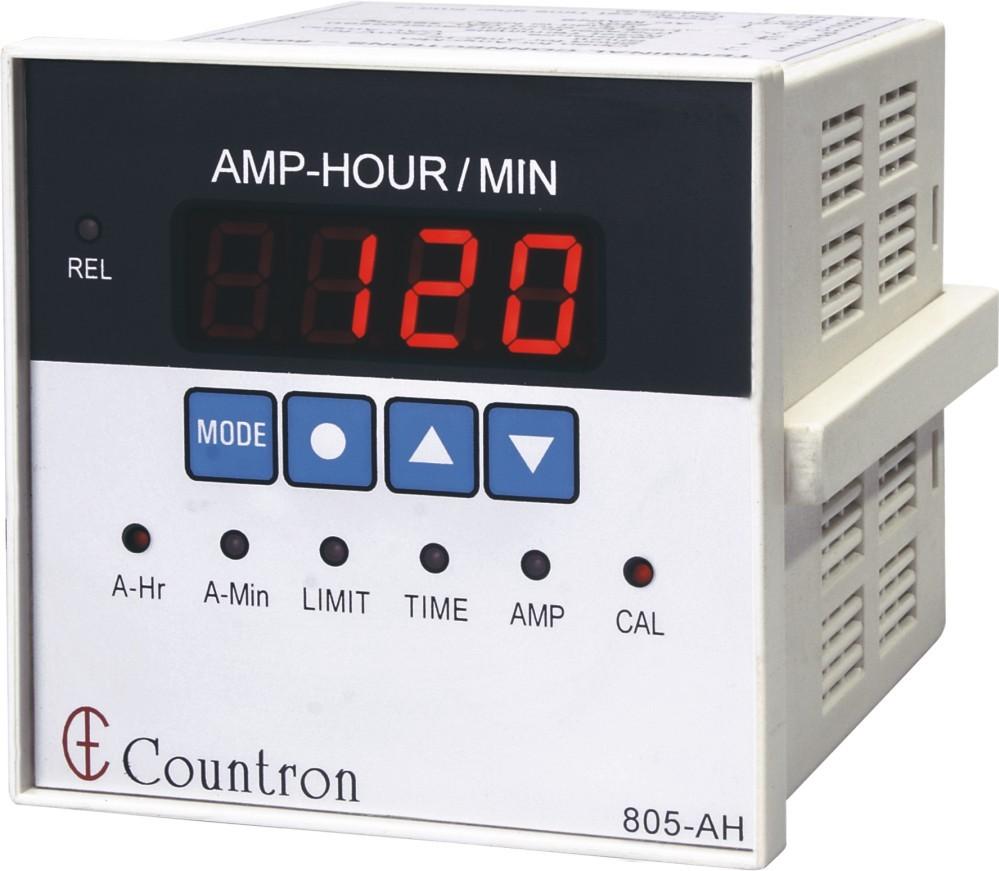 Измерение показателей в амперах