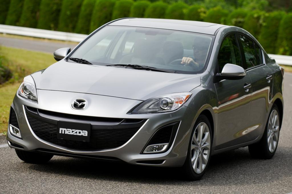 Mazda 3 2010 года