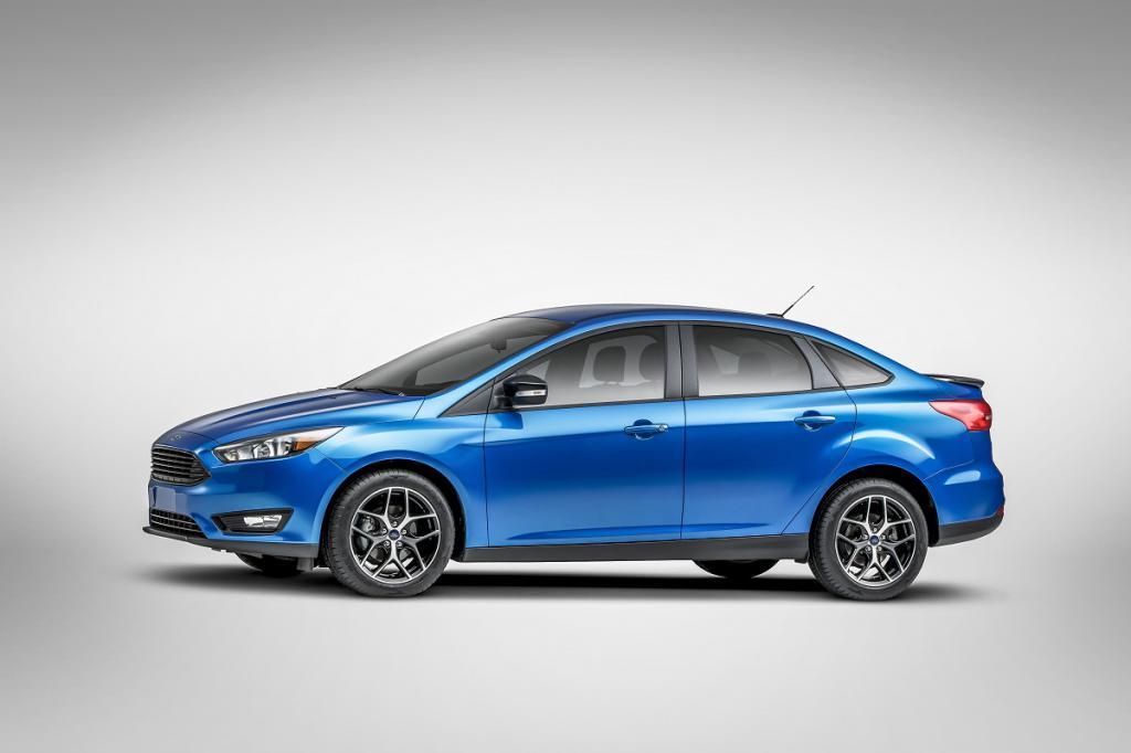 Ford Focus 3 в кузове седан