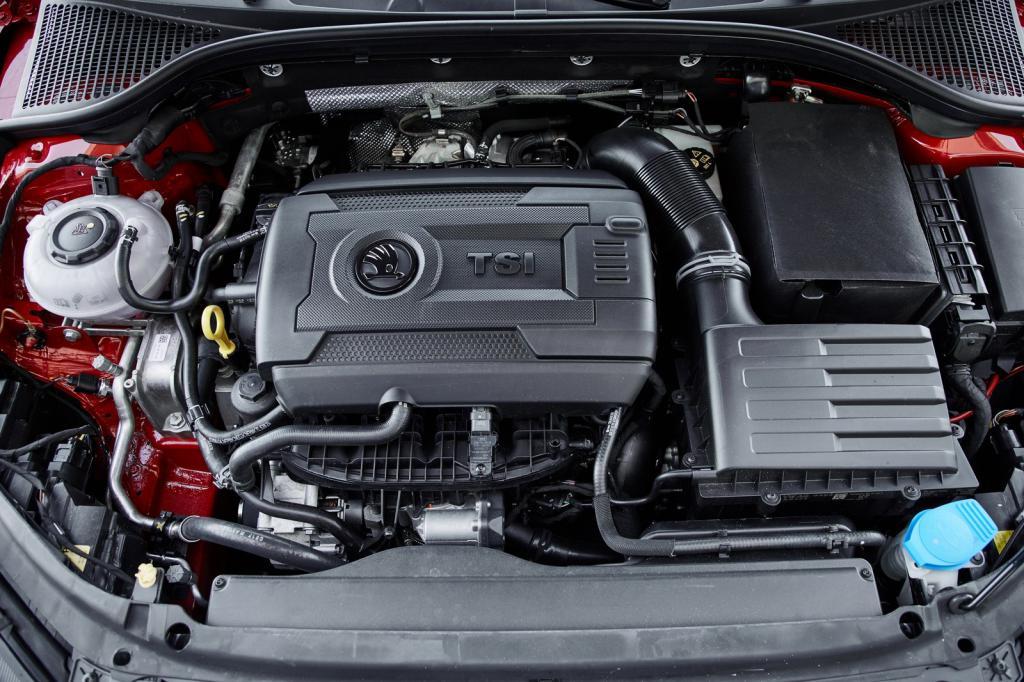 Двигатель новой
