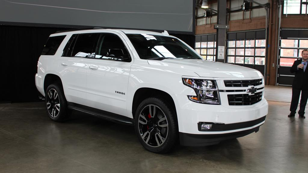 Extended version of the SUV