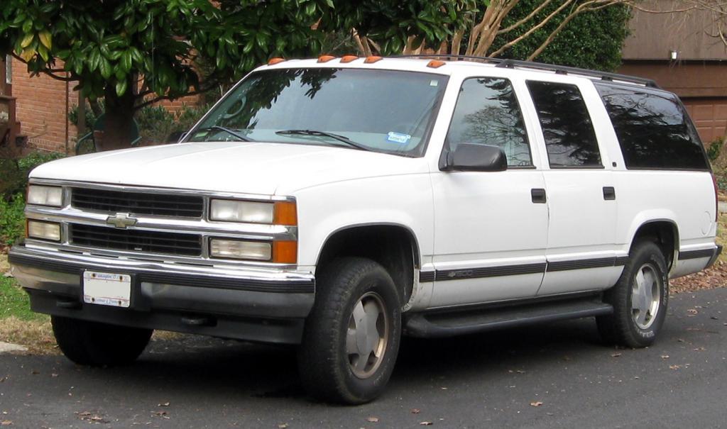1997 SUV