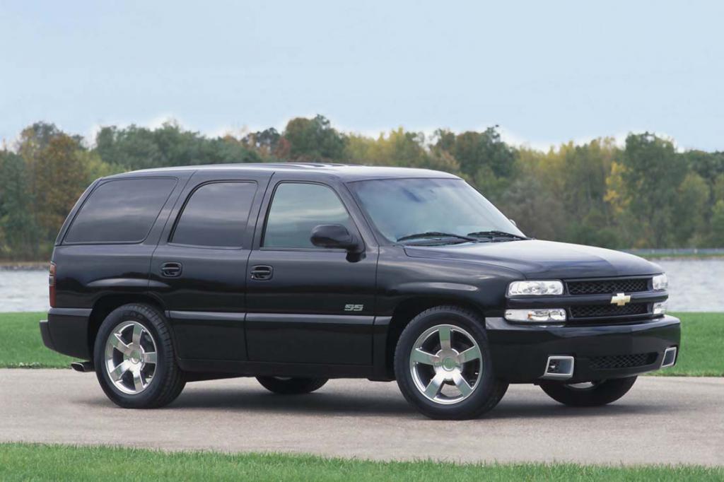 2005 SUV
