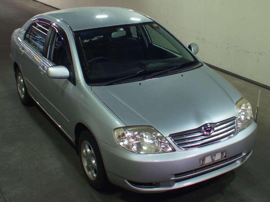 Corolla E-120 расход топлива