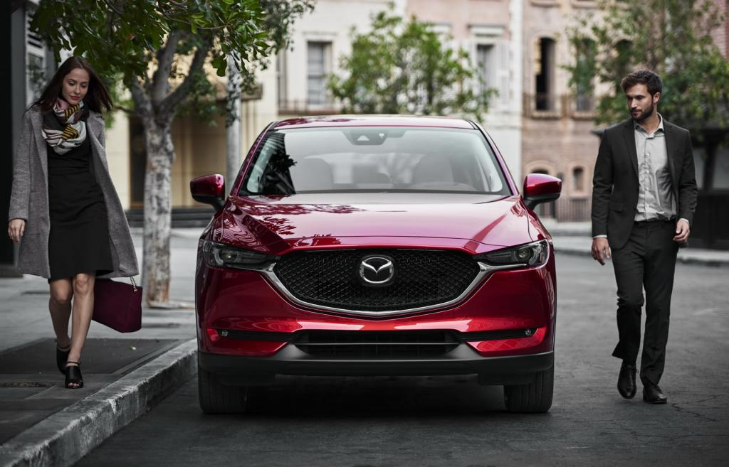 Новый кроссовер от Mazda