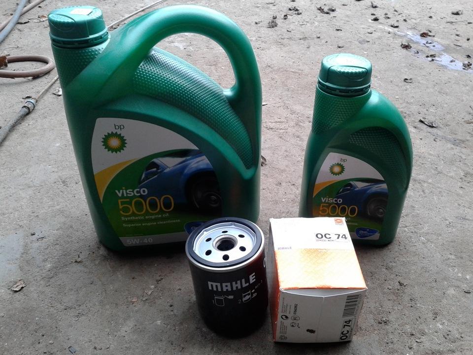 VAZ oil