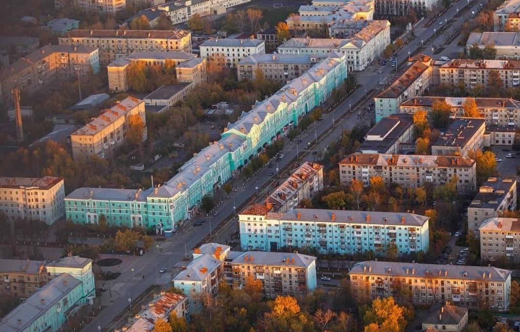 число дзержинск нижегородская область картинки располагается