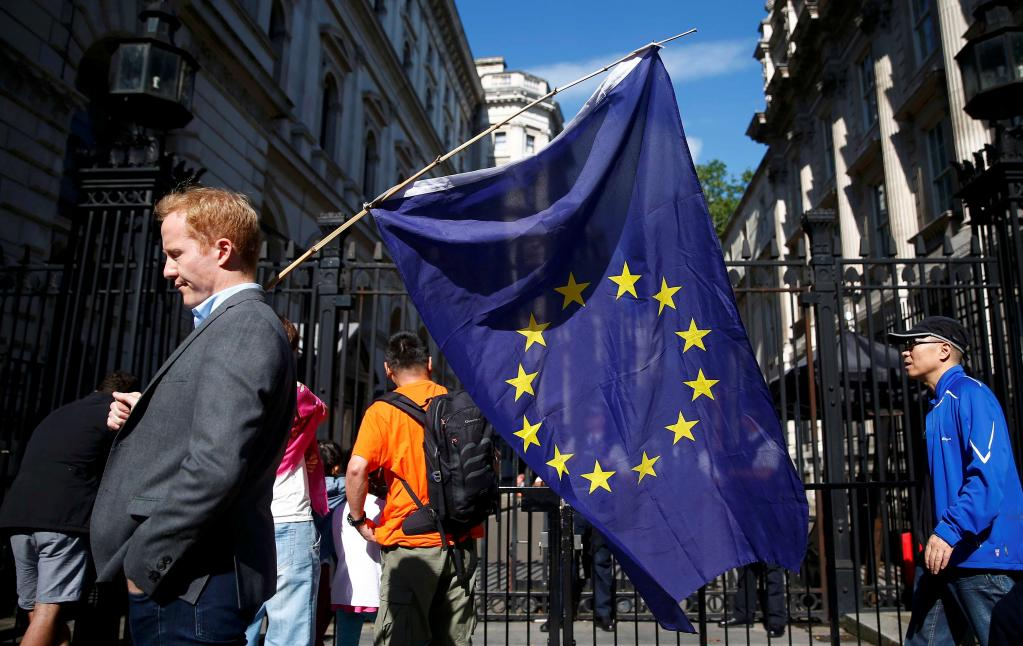 Британия хочет выйти из ЕС