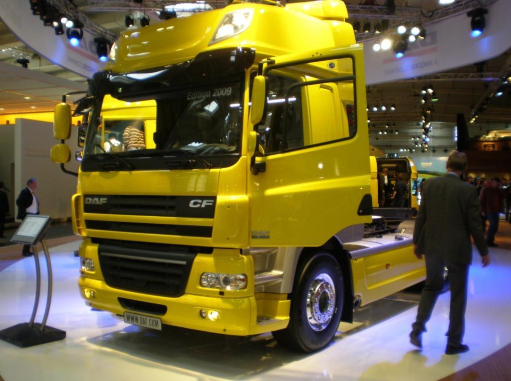 грузовики даф страна производитель