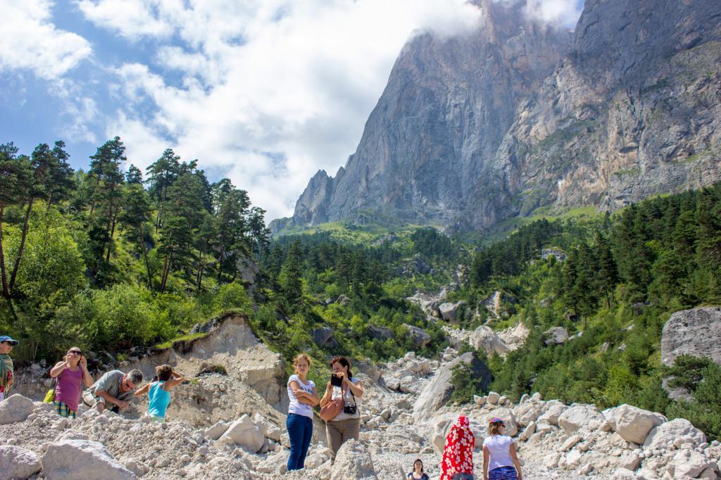 Экскурсия на Кавказ