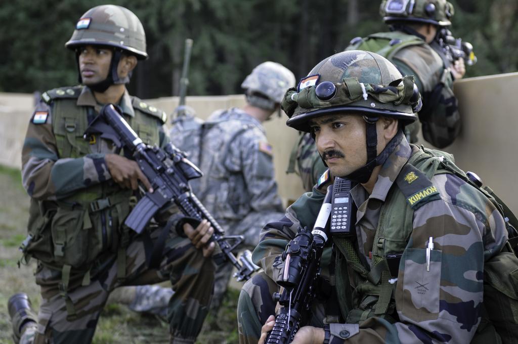 Индийская армия. Ядерное вооружение Индии. Состав вооруженных сил Индии