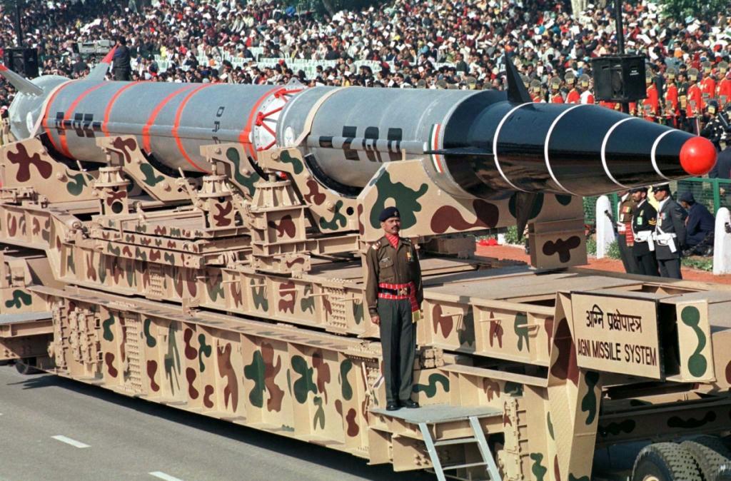 Ядерное оружие Индии.