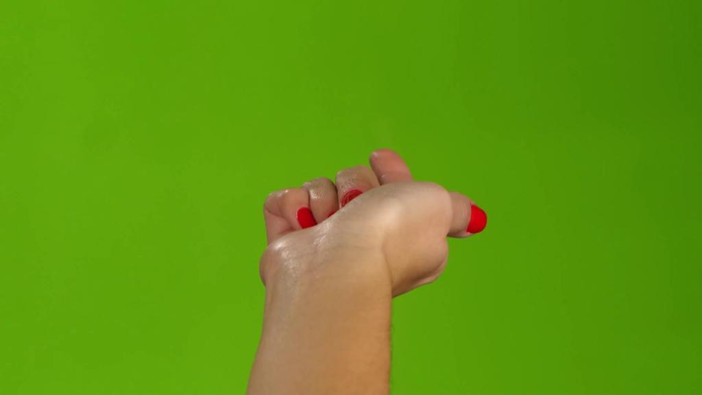 Онемение указательного пальца.