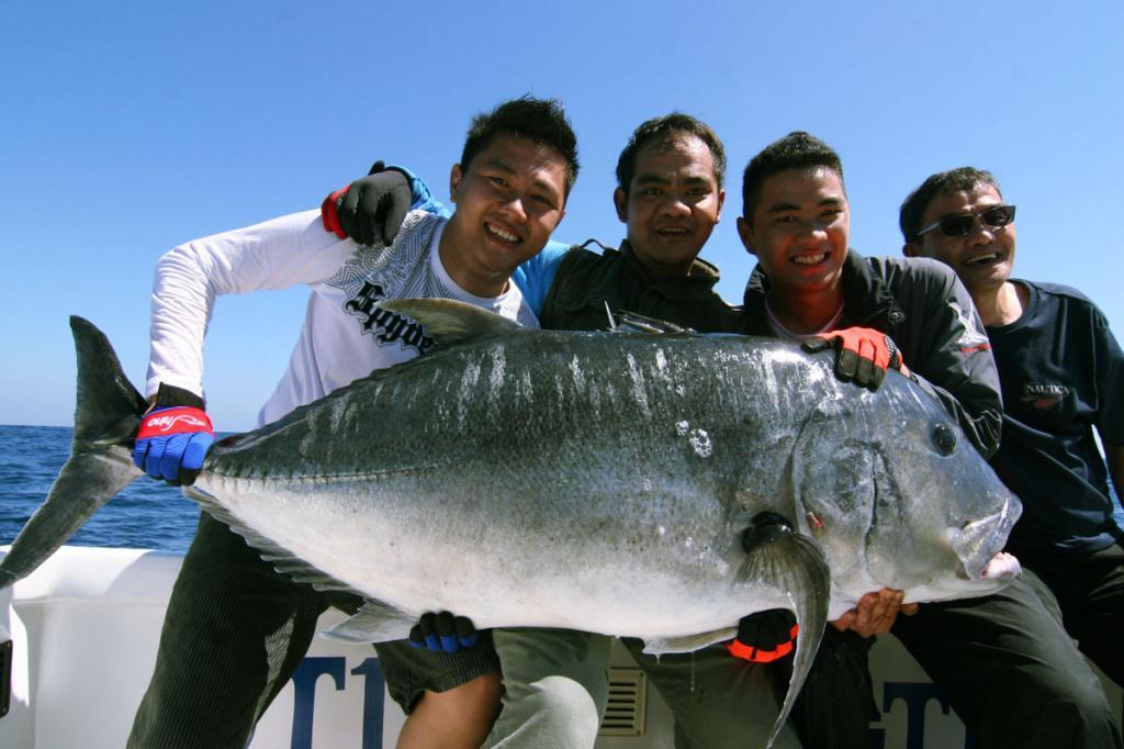 Рыбалка на Бали: описание, особенности, фото и отзывы