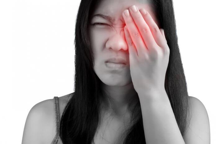 почему болят глаза при простуде и гриппе