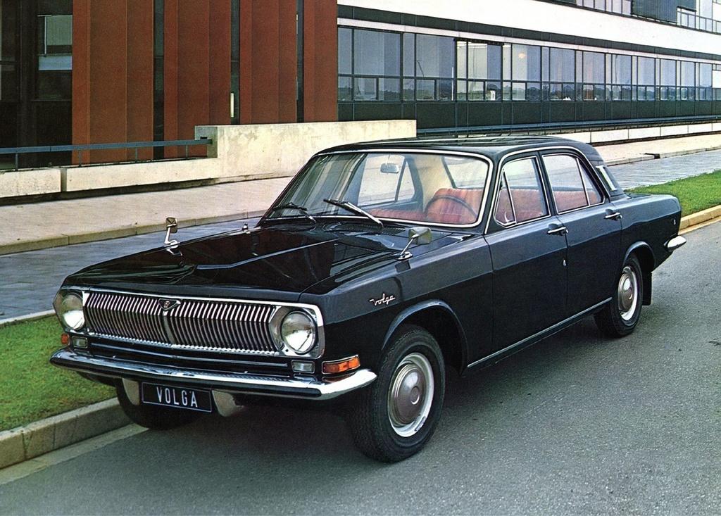 GAZ Volga M-24