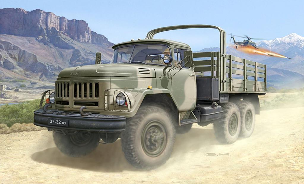 ZiL-131 Model