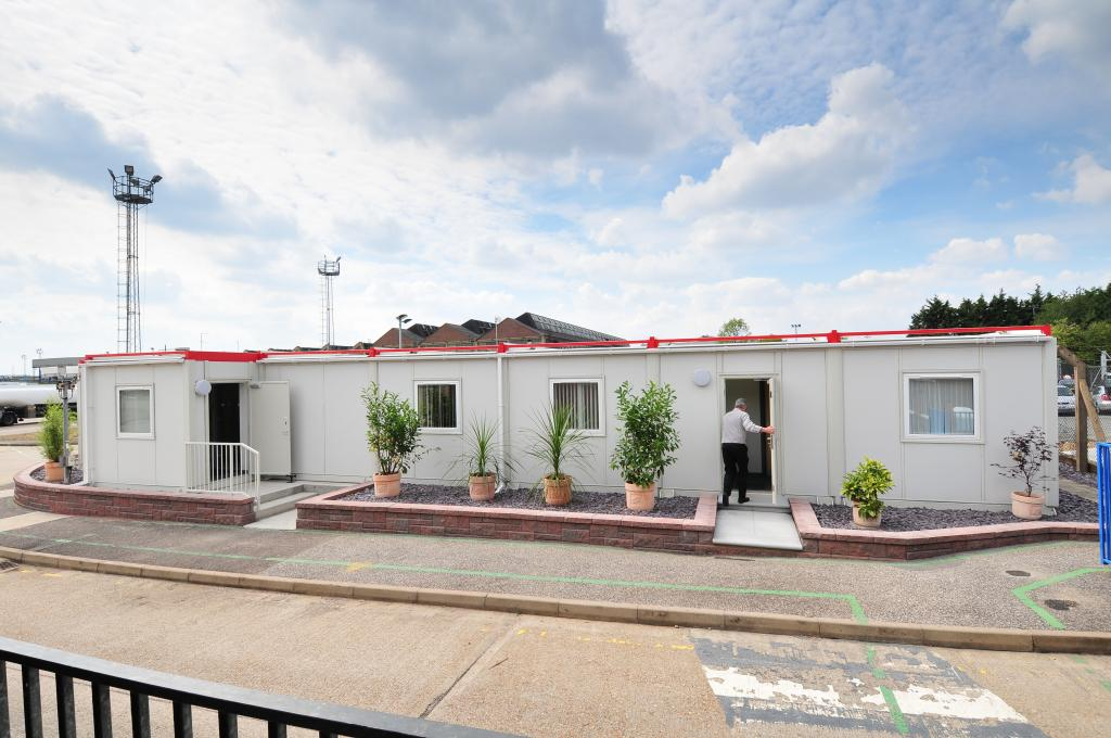 construction of modular buildings in Moscow