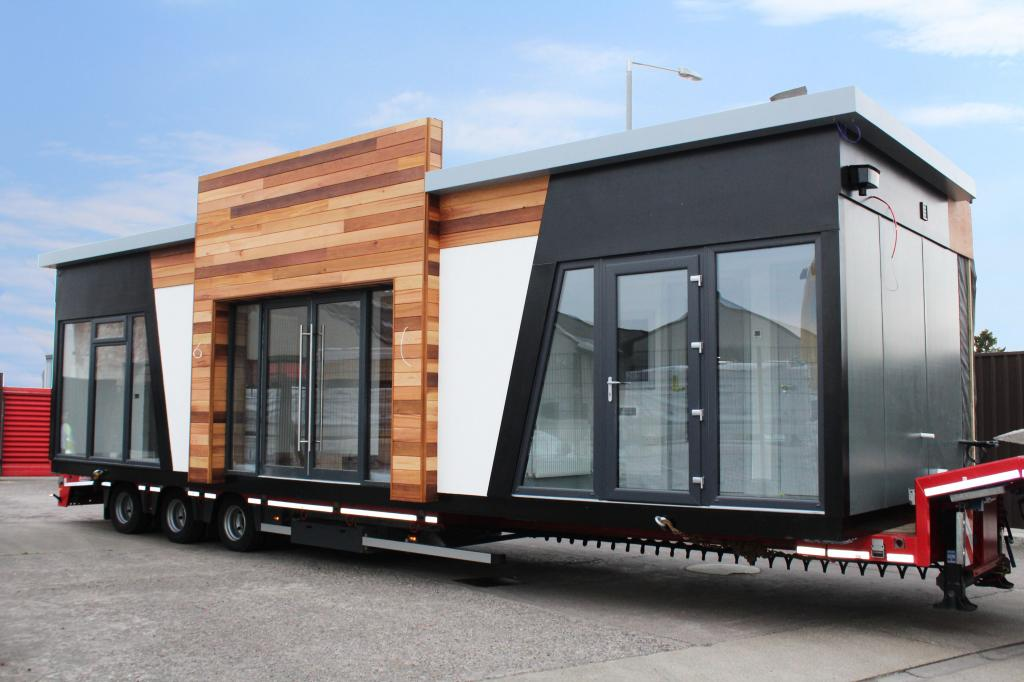 modular building building permit