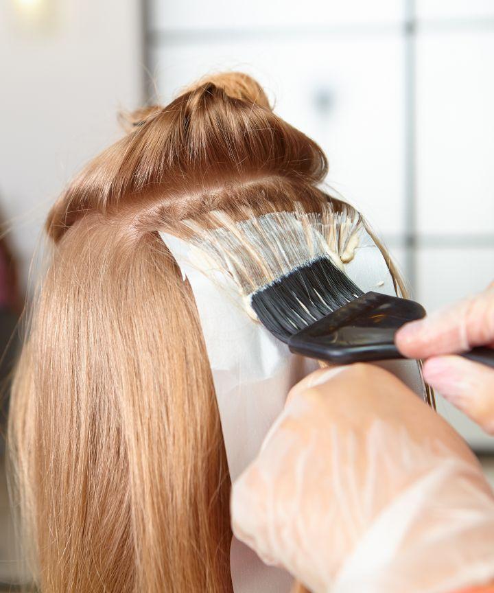 Белорусская краска для волос: марки и их особенности