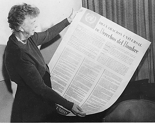 Декларация прав и свобод человека: история подписания, основные положения