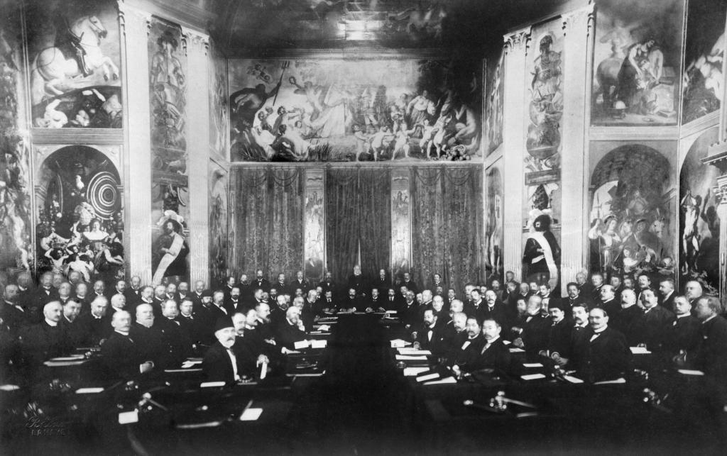 Международные принципы разрешения международных споров: особенности международного права