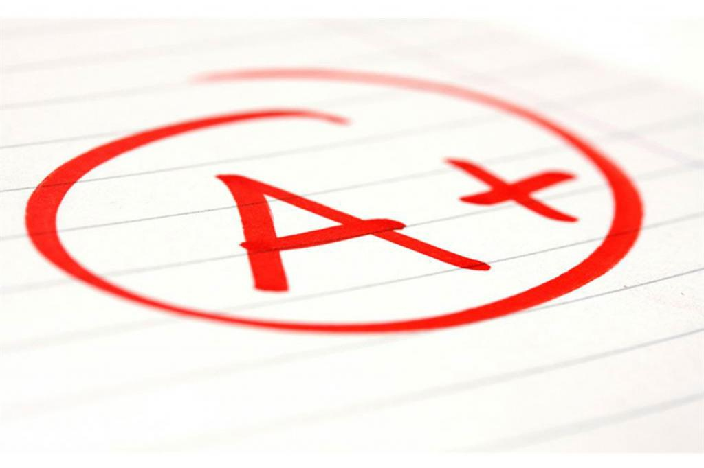 Ваша оценка за экзамен :)