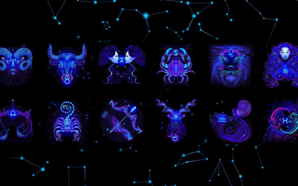 Astrology as a way of structureless management of society