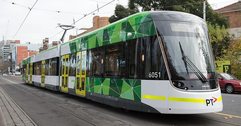 Устройство трамвая в наши дни