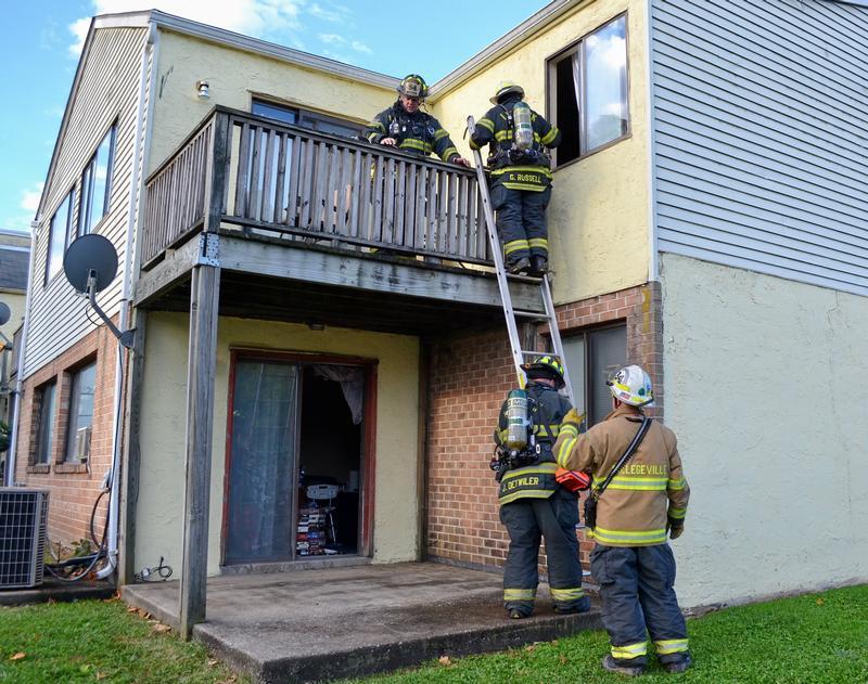 Пожарная классификация лестниц