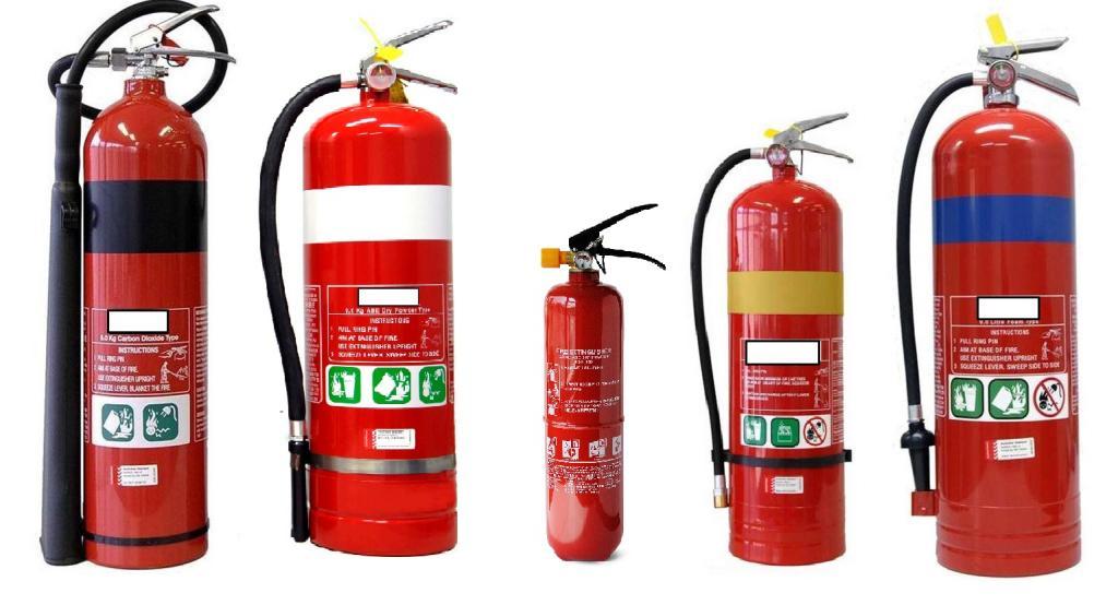 Выбор и инструкция по эксплуатации огнетушителей