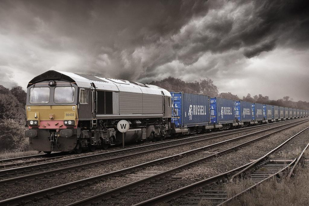 Rail freight development
