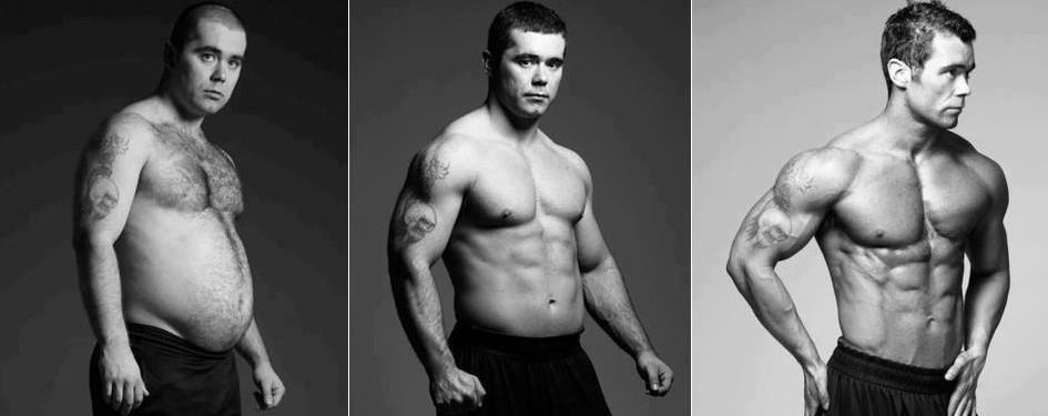 материалы фитнес до и после фото мужчины сожалению, вероятность