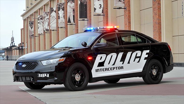 Форд Полицейский Таурус