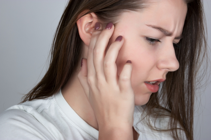 ears hurt during pregnancy