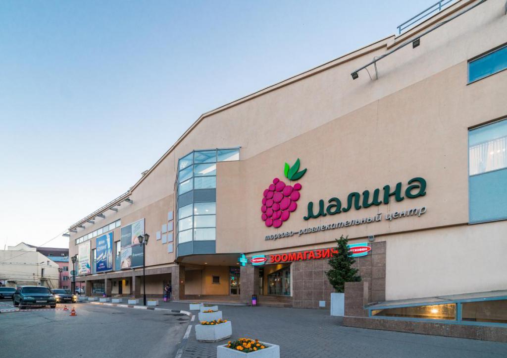 ТЦ Малина Рязань