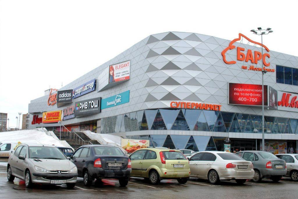 ТЦ Барс в Рязани