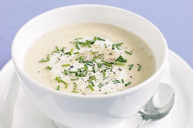 Крем-суп из микроволновки