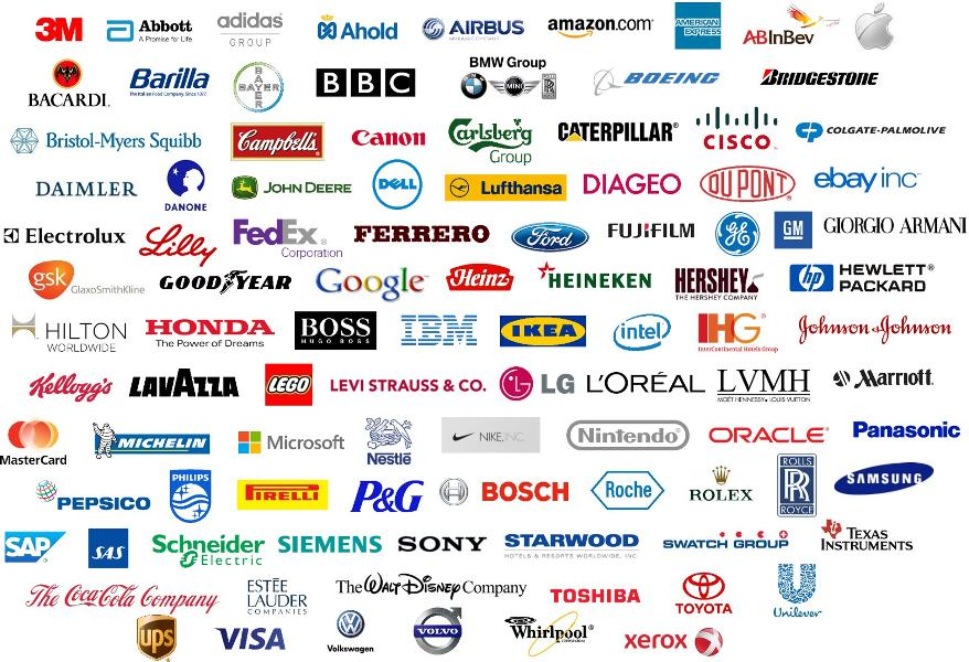 International corporations
